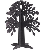SPARKLE TREE - BLACK - LARGE - Black