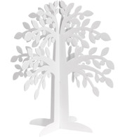 SPARKLE TREE - WHITE - LARGE - White