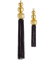 BAUBLE TASSELS - GOLD - Gold