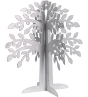 SPARKLE TREES - SILVER - Silver
