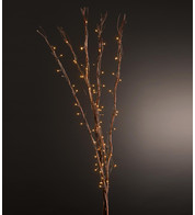 TWIG LIGHTS - BROWN - Brown