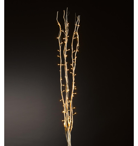 TWIG LIGHTS - WHITE White