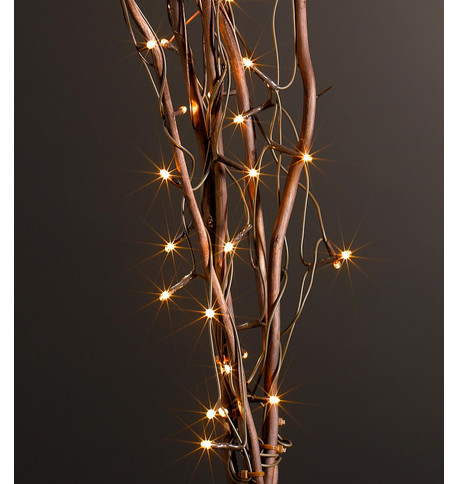 TWIG LIGHTS - BROWN Brown