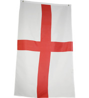 England Flag - Red and White