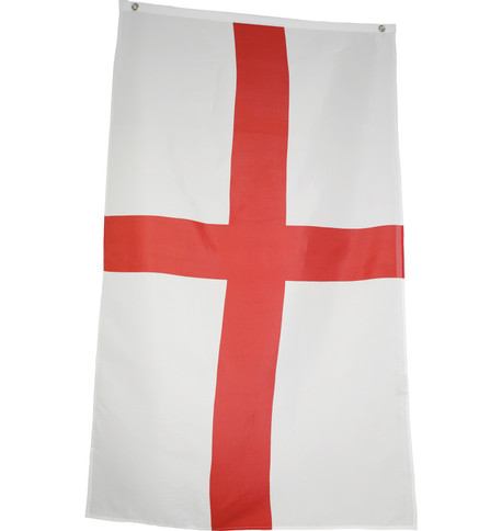 England Flag Red And White