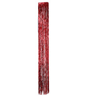 RED SHIMMER CHANDELIER - Red