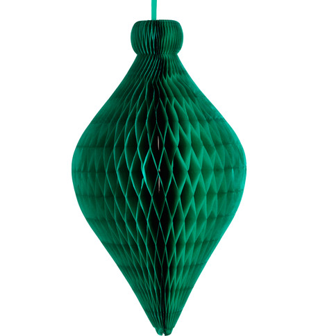 FOLD OUT PAPER DROP - GREEN Green