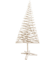 CRYSTAL WILLOW TREE - White
