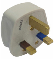 3AMP PLUGS - White
