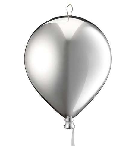 BALLOONS - SILVER Silver