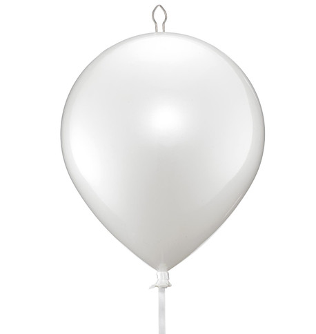 BALLOONS - PEARL WHITE Pearl White