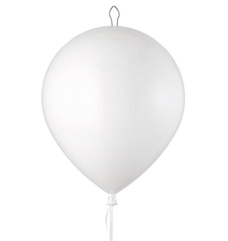 BALLOONS - WHITE White