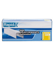 RAPID NO 13 FINELINE STAPLES - Silver