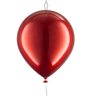 BALLOONS - CANDY APPLE RED - Red