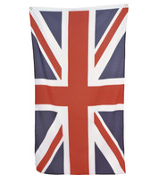 UNION JACK FLAG - Red White And Blue