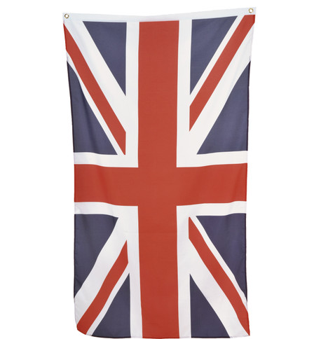 UNION JACK FLAG Red White And Blue