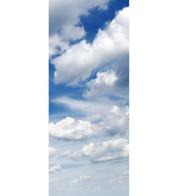 BLUE SKY BANNER - Blue