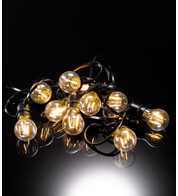 LARGE FESTOON LIGHTS - WARM WHITE - Warm White