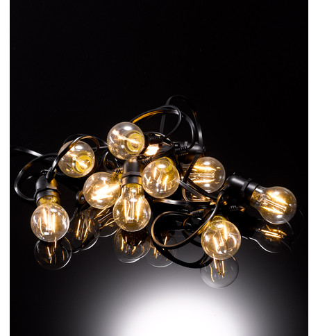 LARGE FESTOON LIGHTS - WARM WHITE Warm White