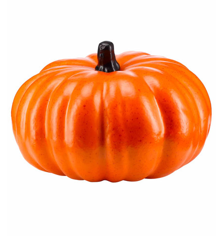 PLASTIC PUMPKIN Orange