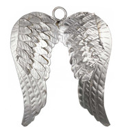 METAL ANGEL WINGS - SILVER - Silver