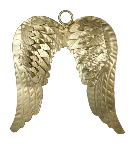 METAL ANGEL WINGS - GOLD Gold