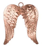 METAL ANGEL WINGS - COPPER - Copper