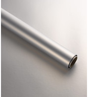 MATT FOIL WRAP - SILVER - Silver
