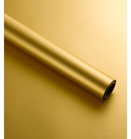 MATT FOIL WRAP - GOLD Gold