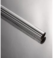 METALLIC FOIL WRAP - SILVER - Silver