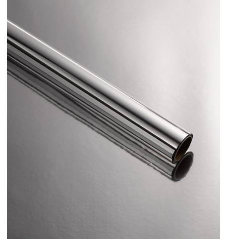 METALLIC FOIL WRAP - SILVER Silver