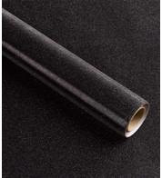 GLITTER WRAP - BLACK - Black