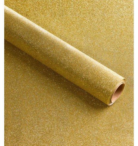 GLITTER WRAP - GOLD Gold