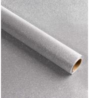 GLITTER WRAP - SILVER - Silver