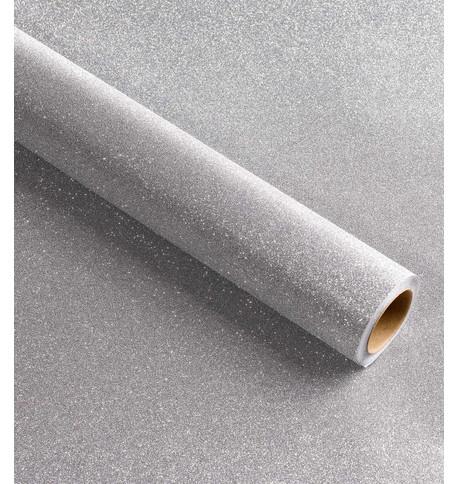 GLITTER WRAP - SILVER Silver