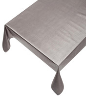 TIN METALLIC PVC - Silver