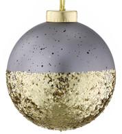 URBAN GLAMOUR CONCRETE & GOLD GLITTER - Gold