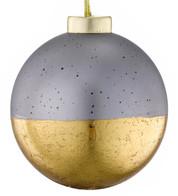 URBAN GLAMOUR CONCRETE & GOLD LEAF - Gold