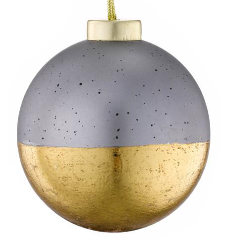 URBAN GLAMOUR CONCRETE & GOLD LEAF Gold