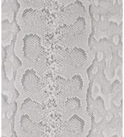 SNAKE PVC - WHITE - White