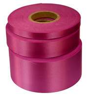 Camellia Satin Acetate Ribbon - Pink