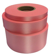 SUGAR PINK Satin Acetate Ribbon - Pink