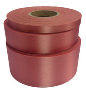 Dusty pink Satin Acetate Ribbon - Pink