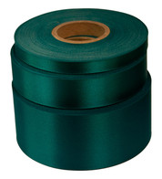 Jade Satin Acetate Ribbon - Green