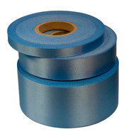 Blue Allure Satin Acetate Ribbon - Blue