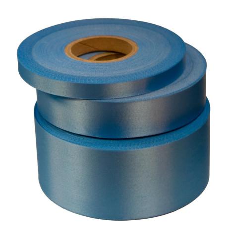 Blue Allure Satin Acetate Ribbon Blue Allure