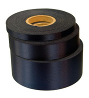 Navy Satin Acetate Ribbon - Blue