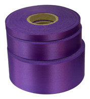 Lavender Satin Acetate Ribbon - Purple
