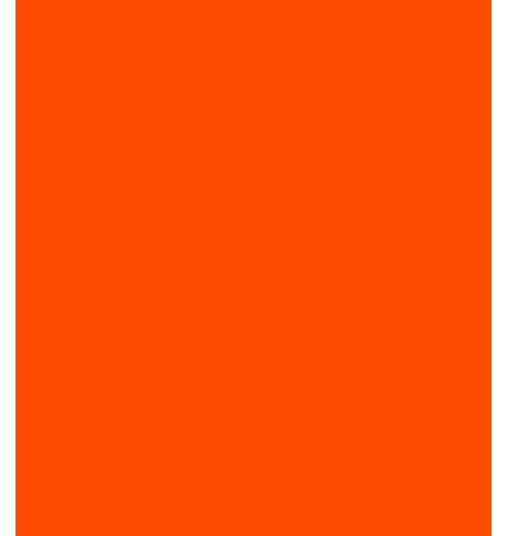 PVC - ORANGE Orange