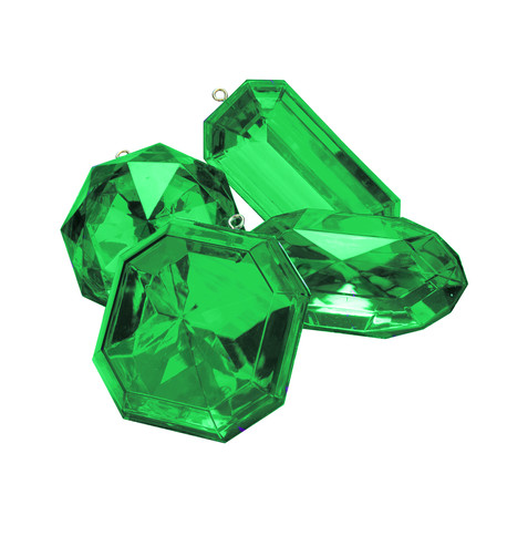 Giant Jewels - emerald Emerald